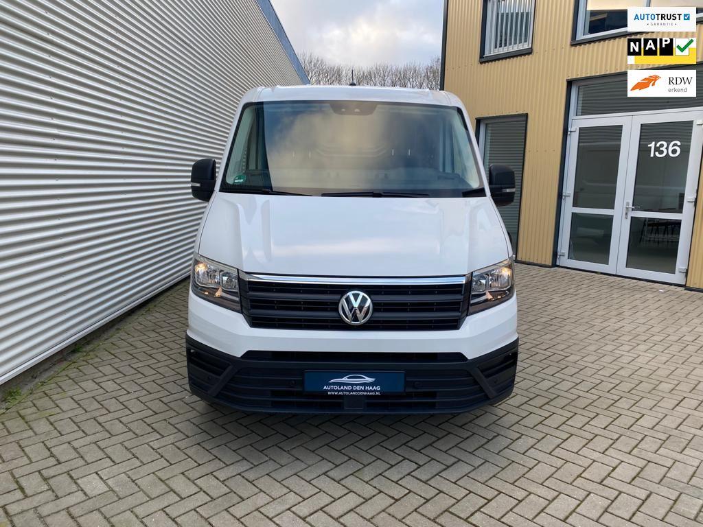 Volkswagen Crafter occasion - Autoland Den Haag