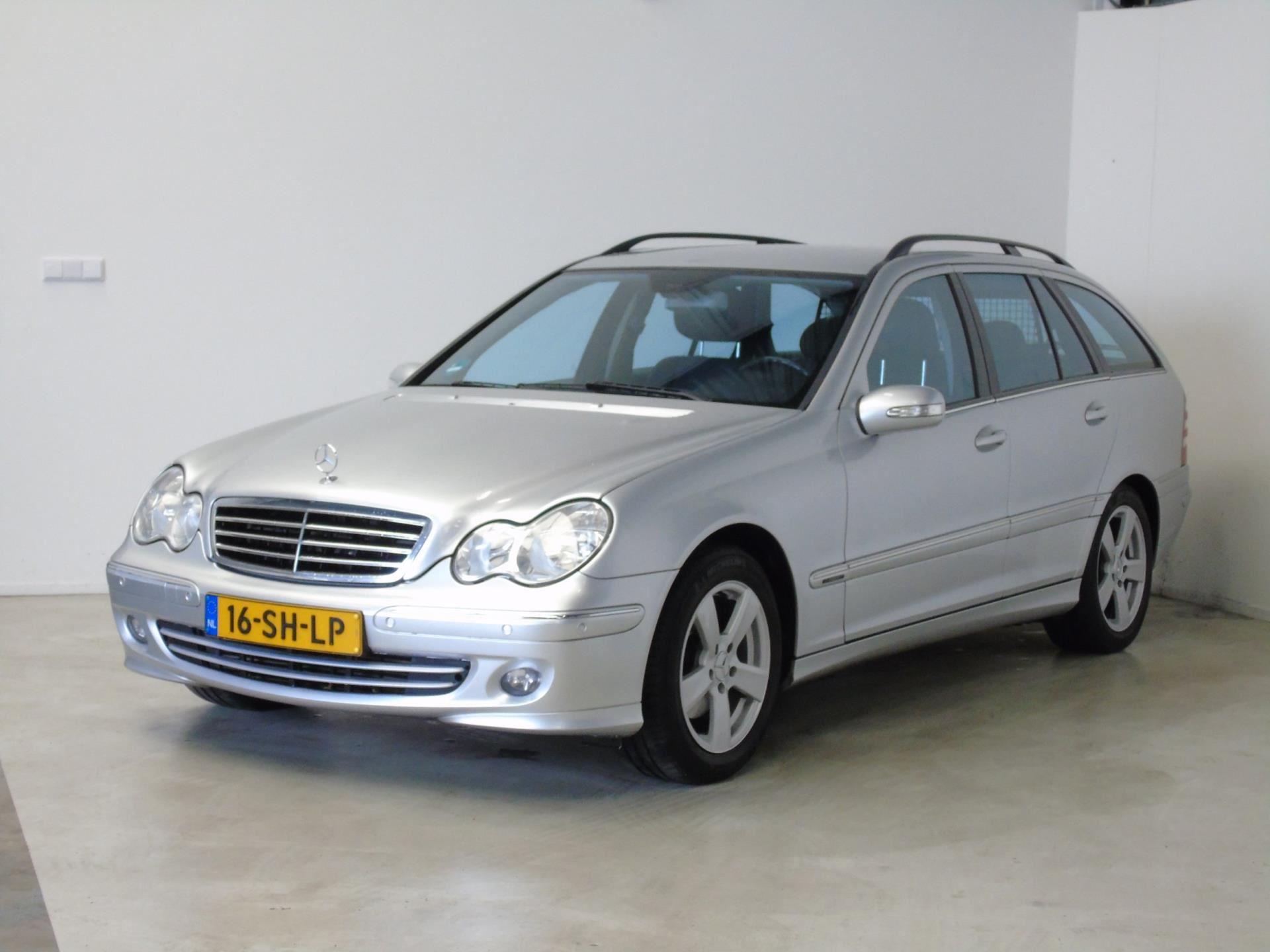 Mercedes-Benz C-klasse Combi occasion - van Dijk auto's