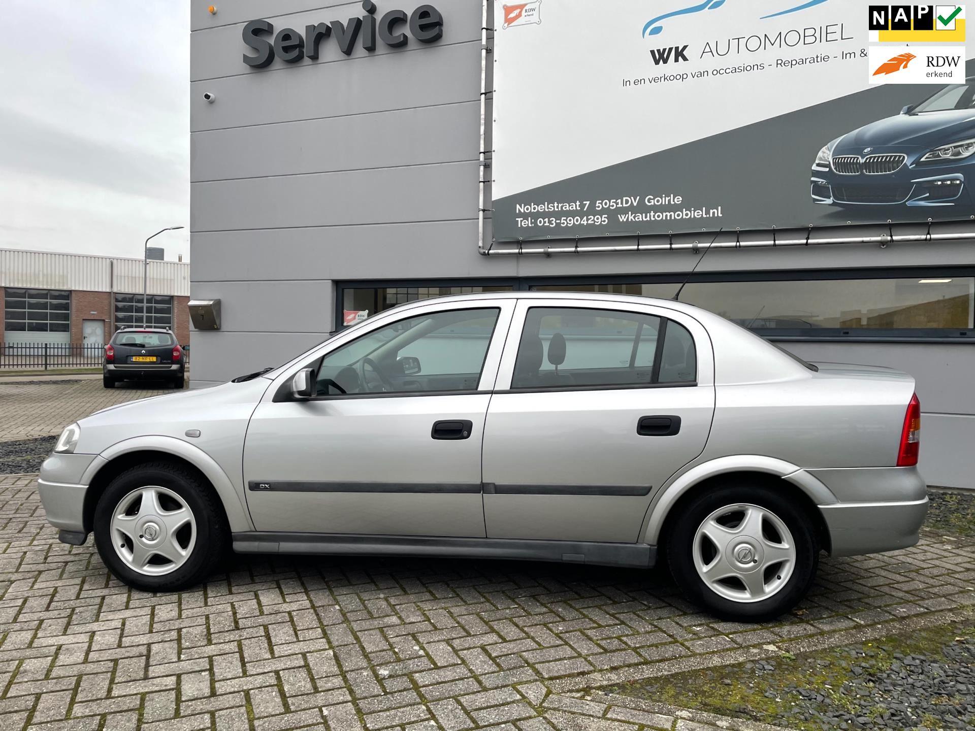 Opel Astra occasion - WK Automobiel