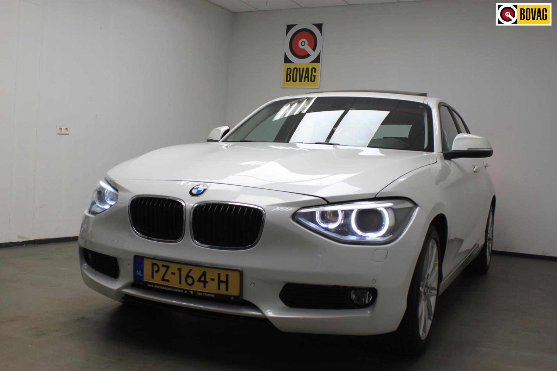 BMW 1-serie occasion - Autoservice Axacars