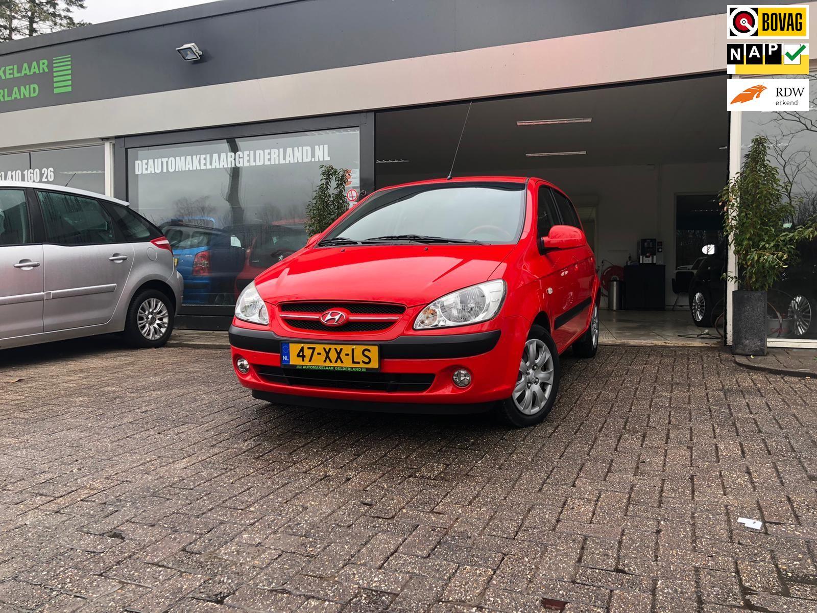 Hyundai Getz occasion - De Automakelaar Gelderland