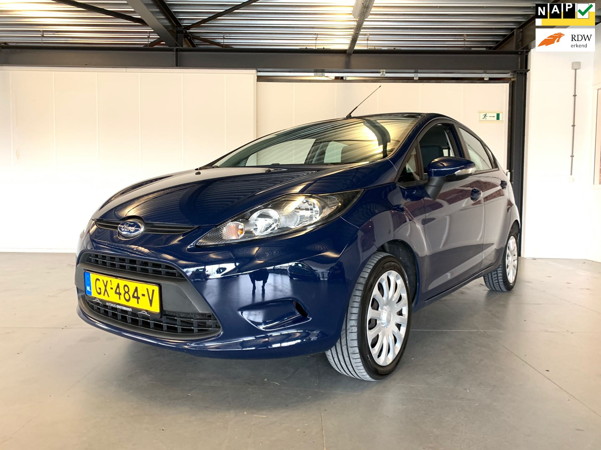 Ford Fiesta occasion - Autohuis Oosterhout