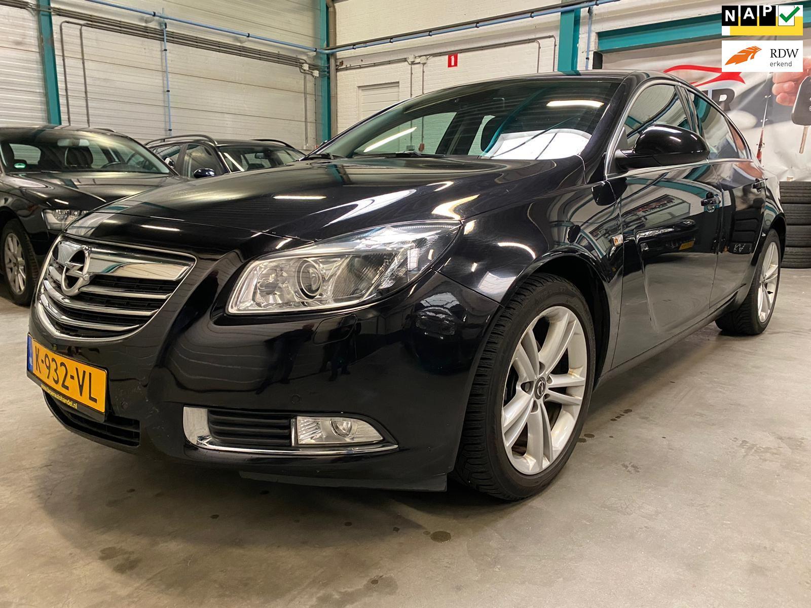 Opel Insignia occasion - Broer Autohandel