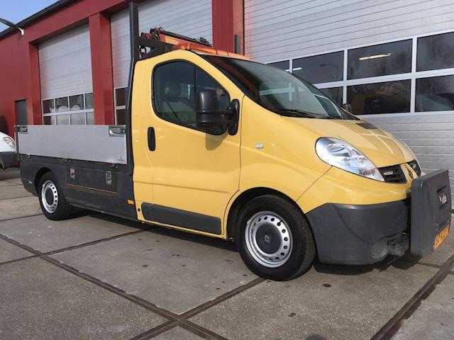 Renault Trafic occasion - Slob Bedrijfsauto's B.V.