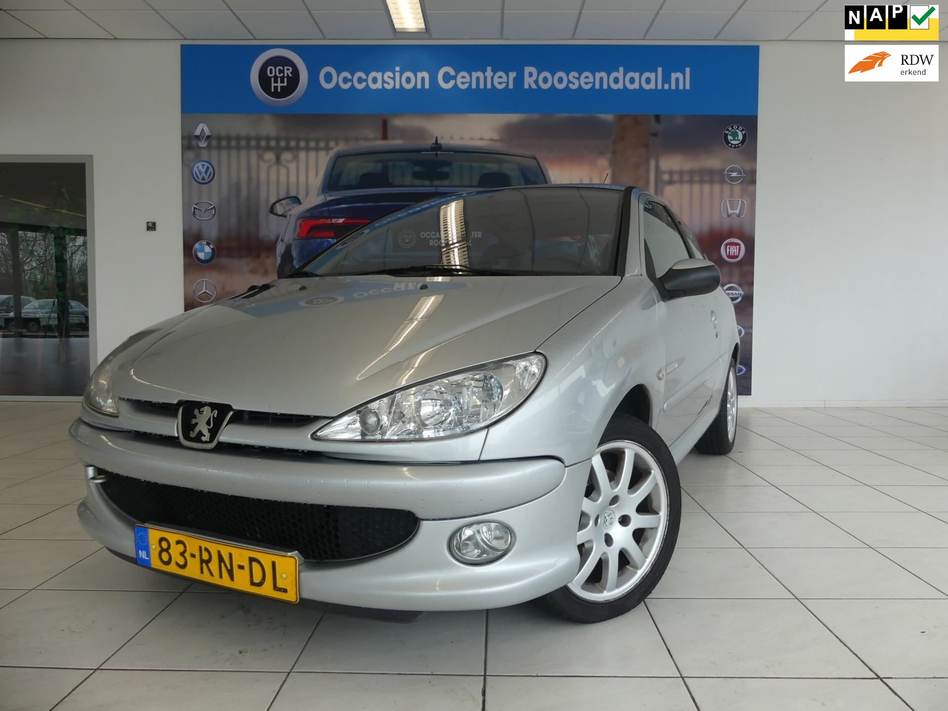Peugeot 206 occasion - Occasion Center Roosendaal