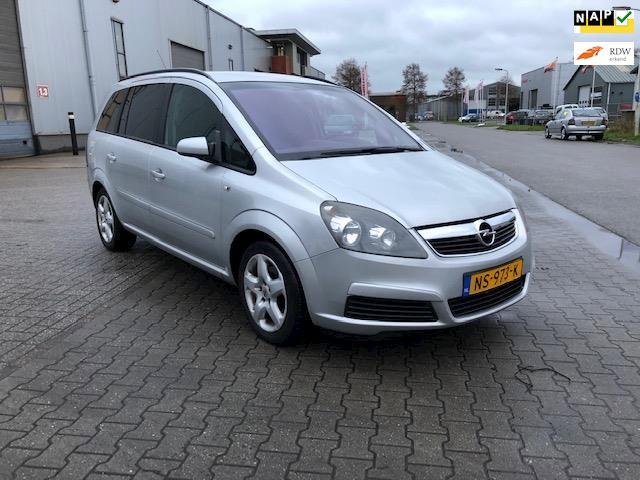 Opel Zafira 1.6 Enjoy 180000 km/airco/apk 7 persoon