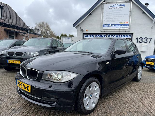BMW 1-serie 116i EXECUTIVE AIRCO/STOELVERWARMING/XENON/PDC