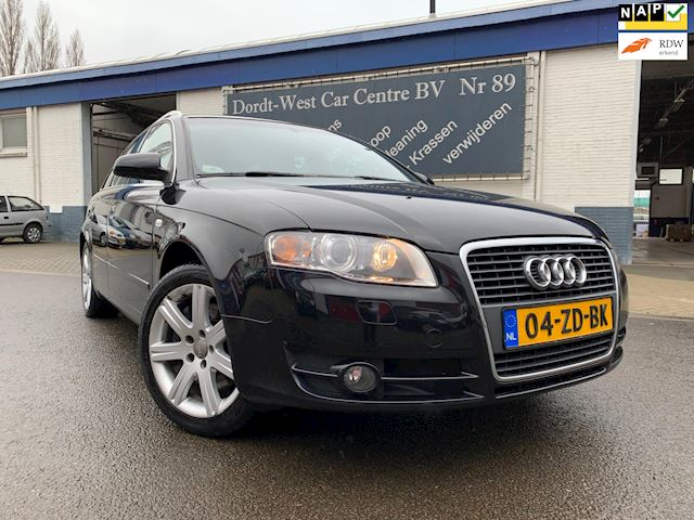 Audi A4 Avant occasion - Dordt-West Car Centre BV