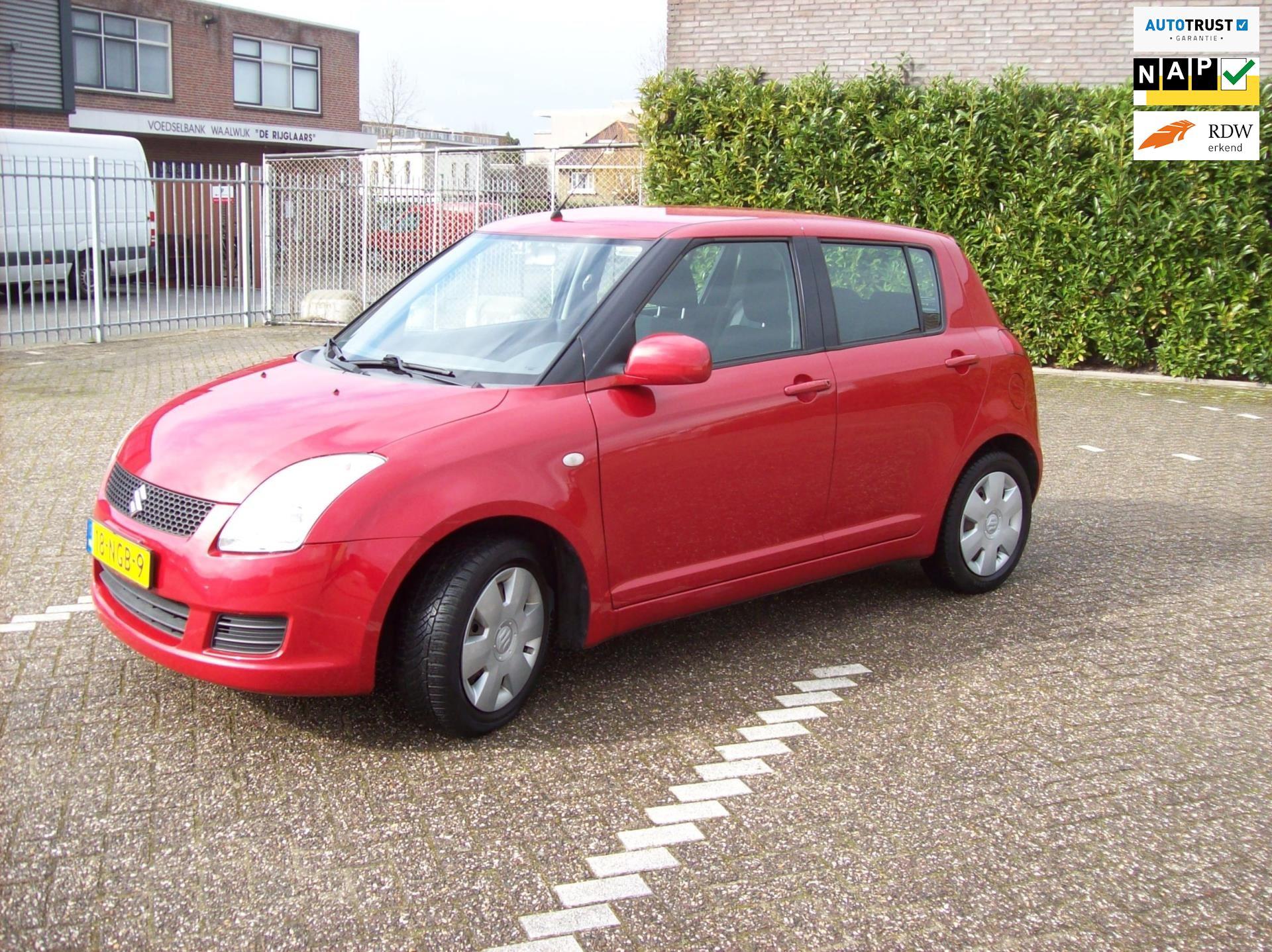 Suzuki Swift occasion - Car Sales Waalwijk