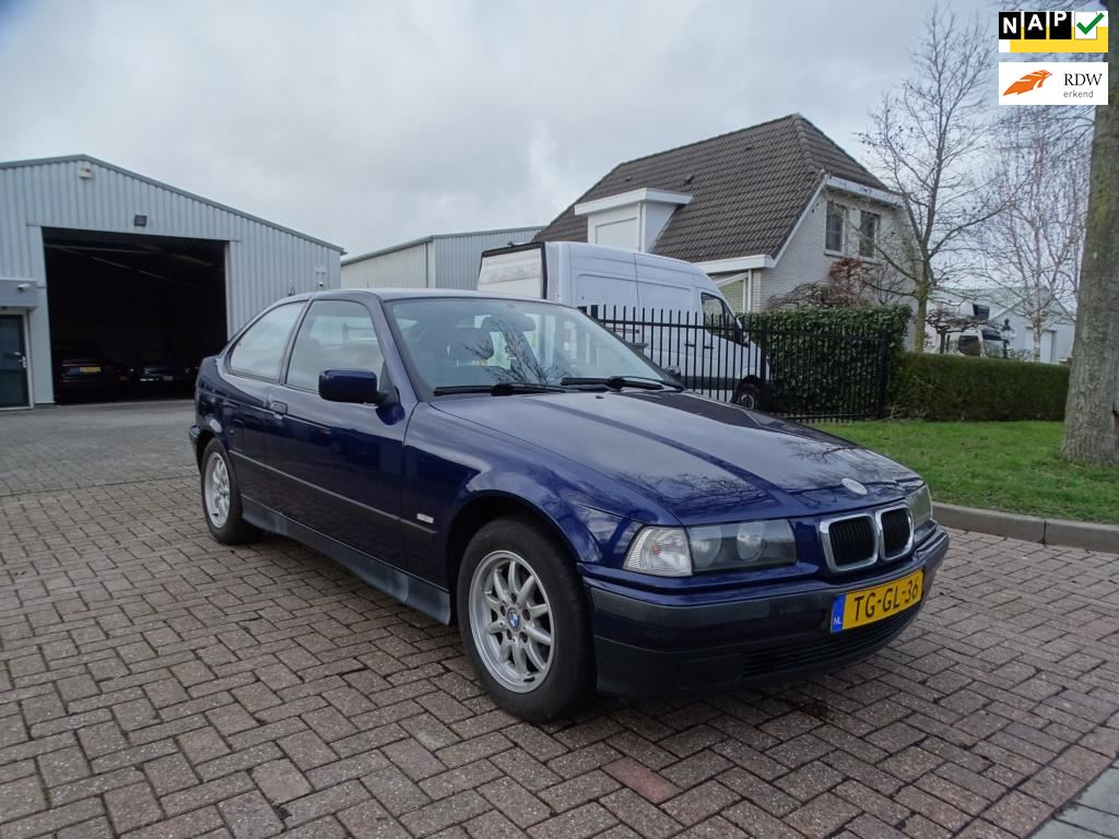 BMW 3-serie Compact occasion - Calimero Cars