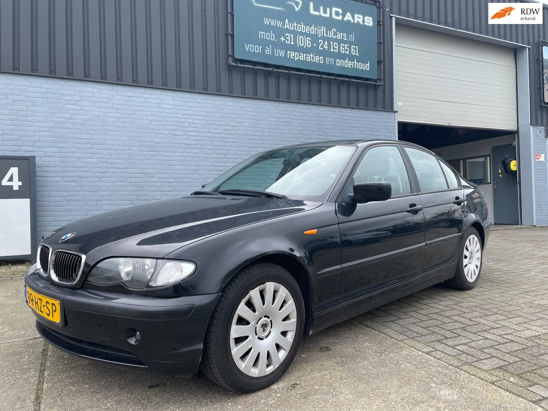 BMW 3-serie occasion - LuCars