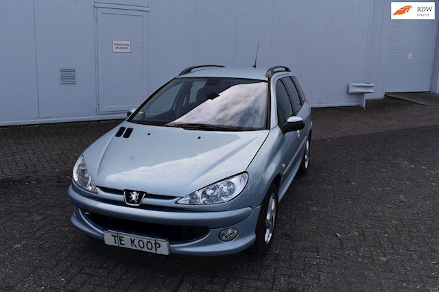 Peugeot 206 SW 1.4-16V XS Pack