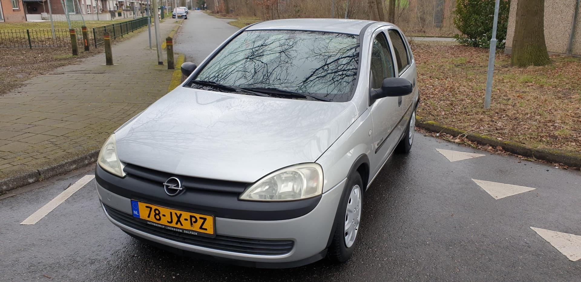 Opel Corsa occasion - Autohandel de Brug