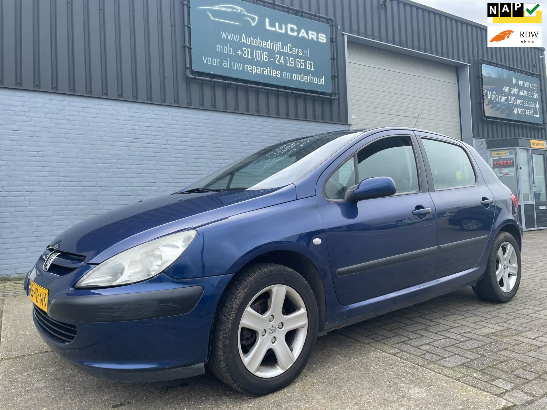Peugeot 307 occasion - LuCars