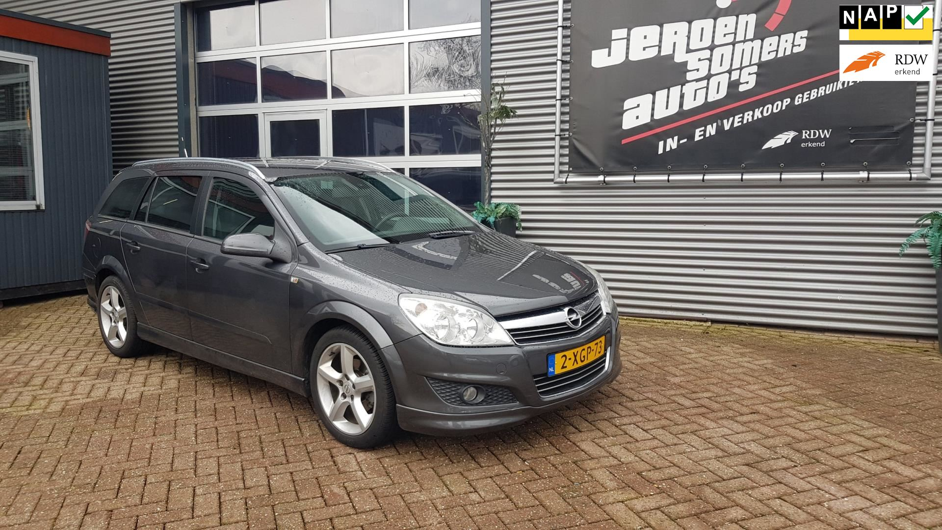 Opel Astra Wagon occasion - Jeroen Somers Auto´s