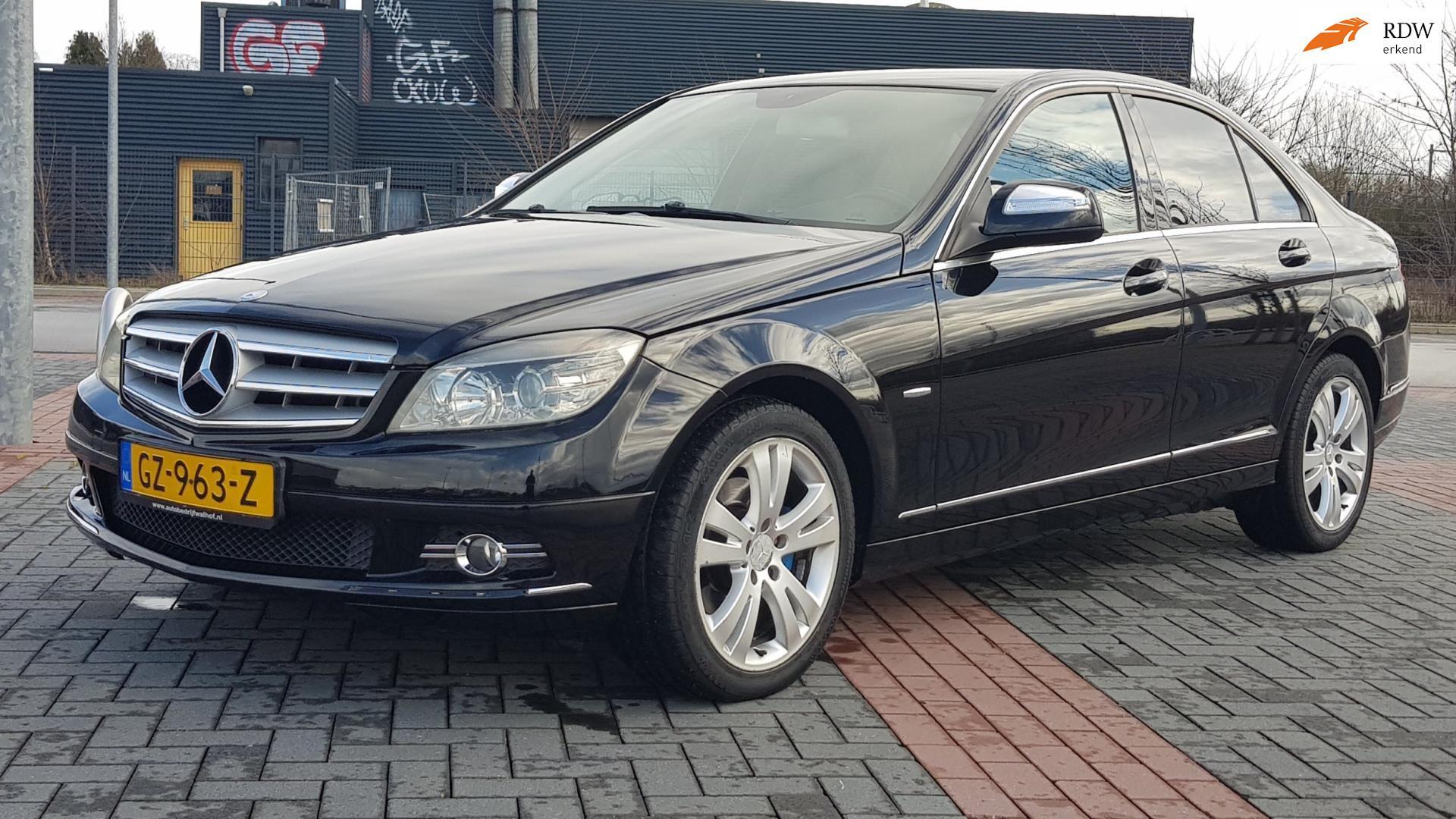 Mercedes-Benz C-klasse occasion - Autobedrijf R. Walhof