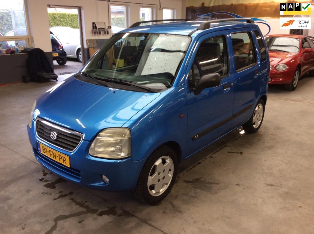 Suzuki Wagon R occasion - Harskamp Auto's