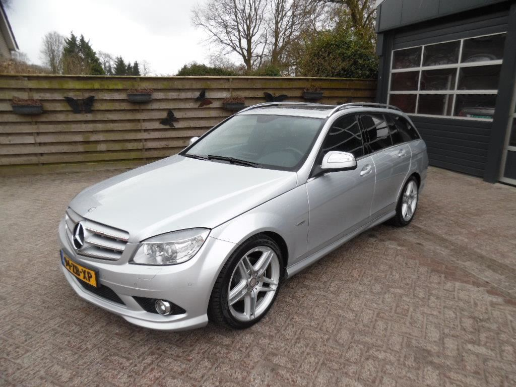 Mercedes-Benz C-klasse Estate occasion - Autobedrijf van der Hoek & Alting