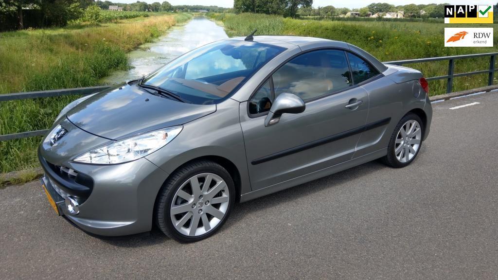 Peugeot 207 CC occasion - Autobedrijf Hanenberg