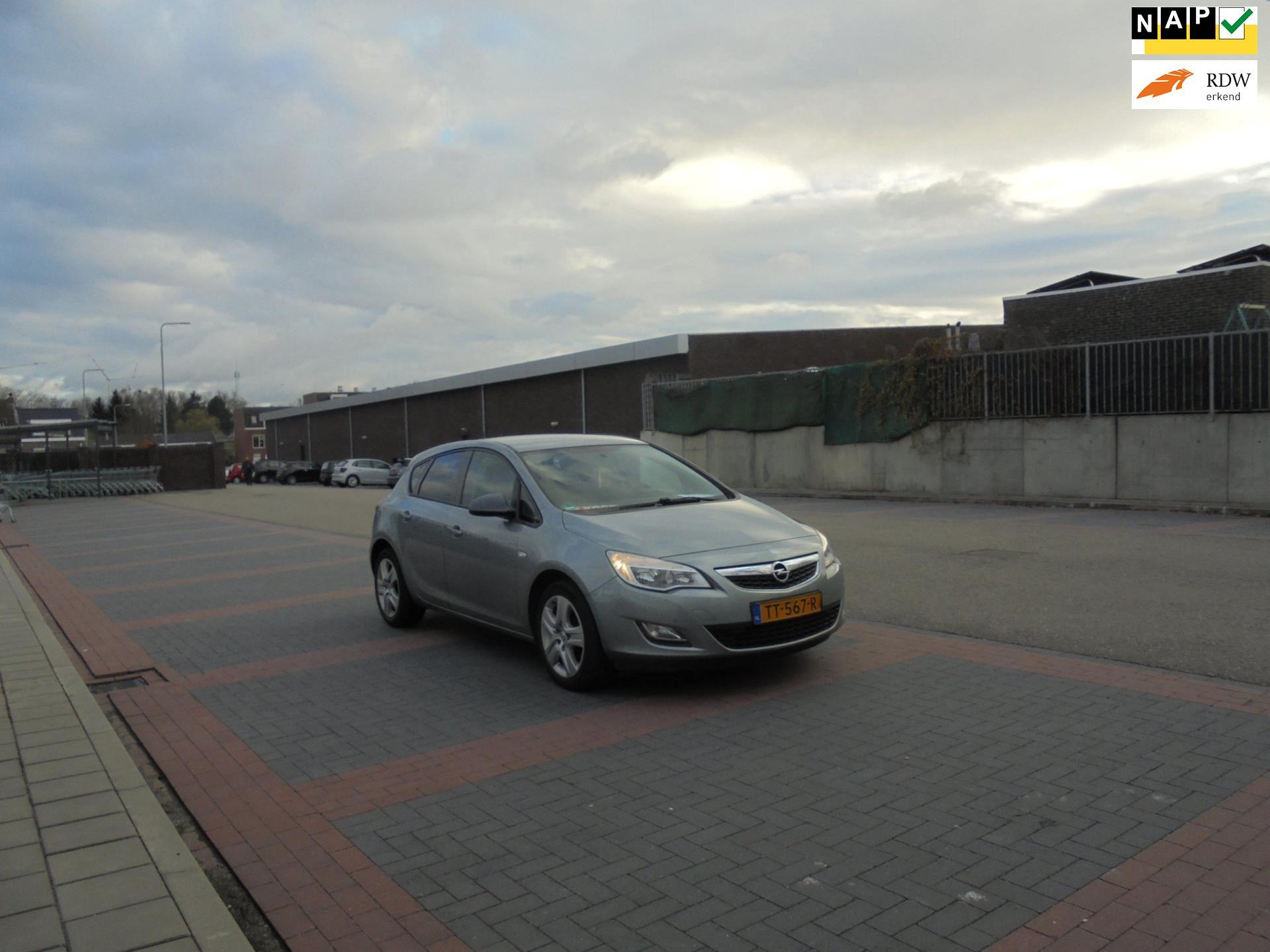 Opel Astra occasion - Autohandel Bakkali