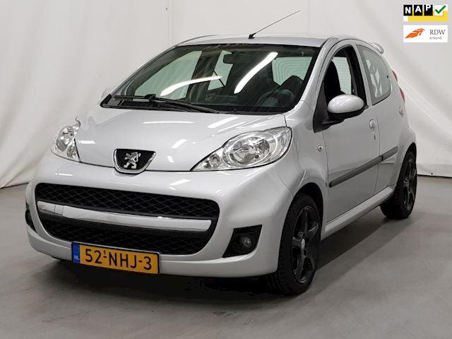 Peugeot 107 1.0-12V XS AIRCO I NAVIGATIE I LICHTMETAALE VELGEN I NETTE AUTO