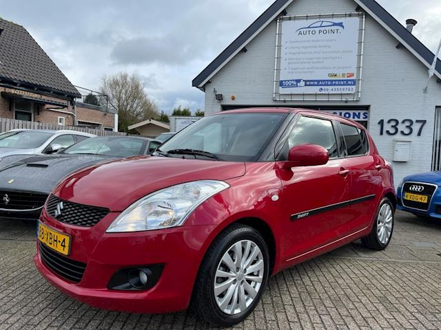 Suzuki Swift 1.2 EXCLUSIVE AIRCO/CRUISE/STOELVERW/GARANTIE