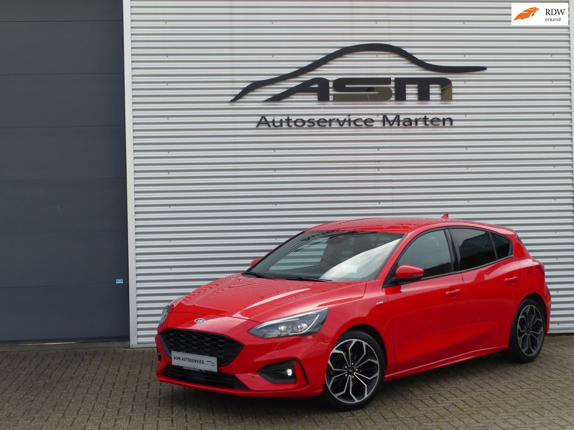 Ford Focus occasion - ASM Autoservice Marten