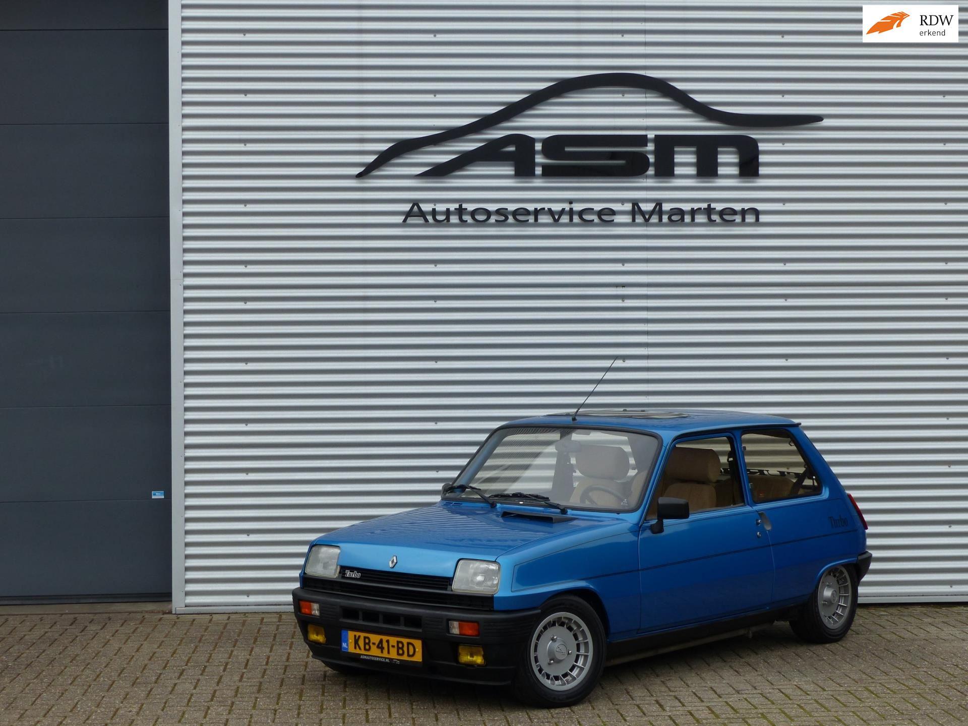Renault 5 occasion - ASM Autoservice Marten