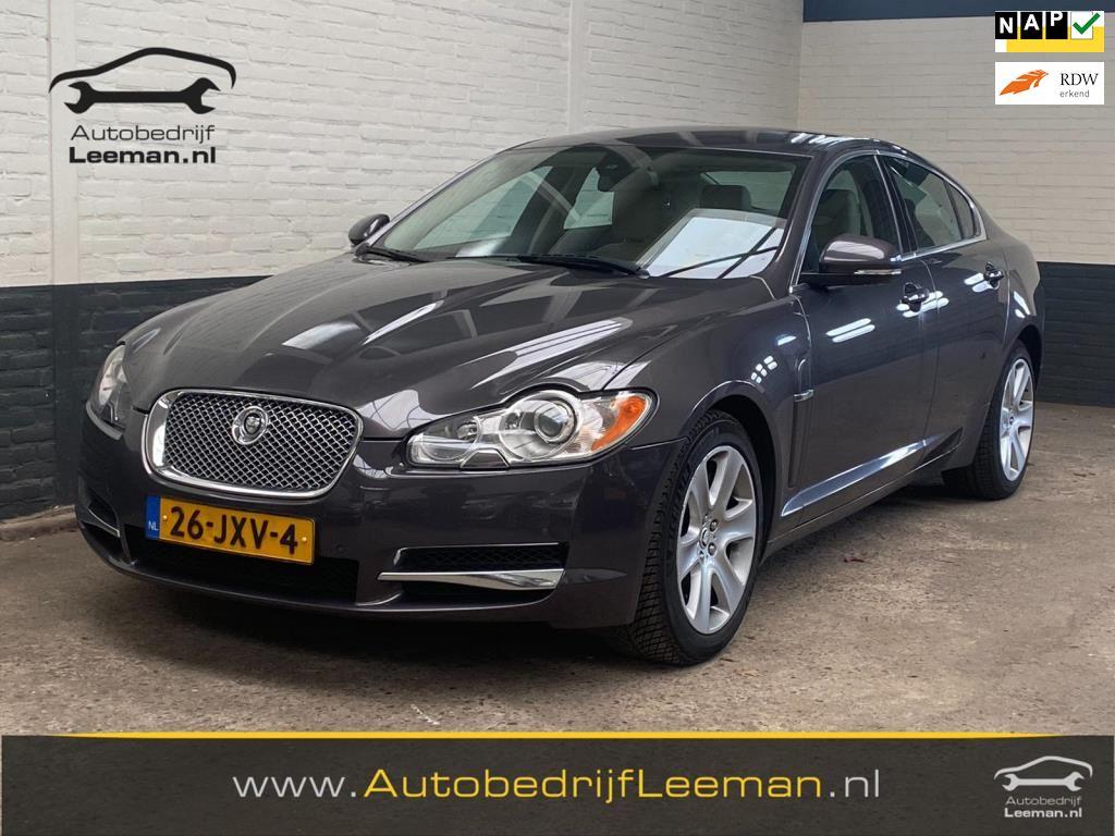 Jaguar XF occasion - Autobedrijf L. Leeman
