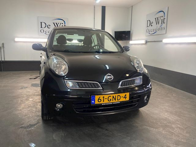 Nissan Micra occasion - De Wit Occasions