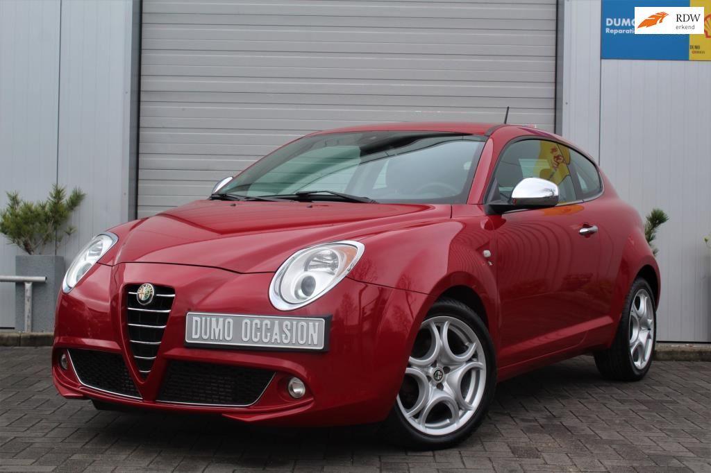 Alfa Romeo MiTo occasion - DUMO Automotive