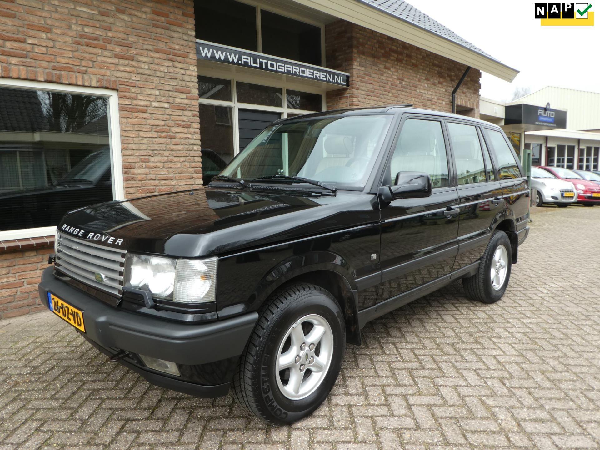 Land Rover Range Rover occasion - Auto Garderen