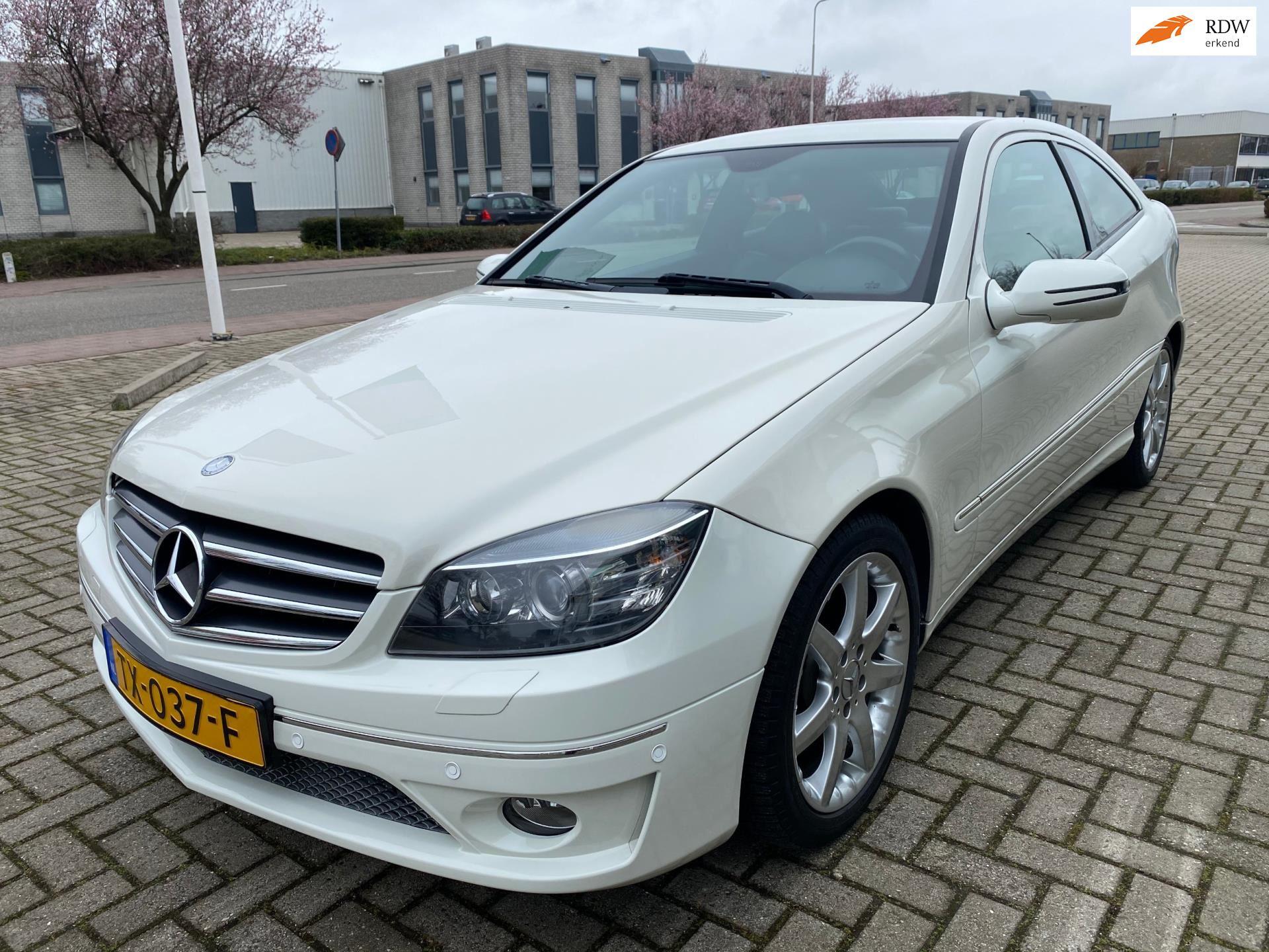 Mercedes-Benz CLC-klasse occasion - RP Automotive