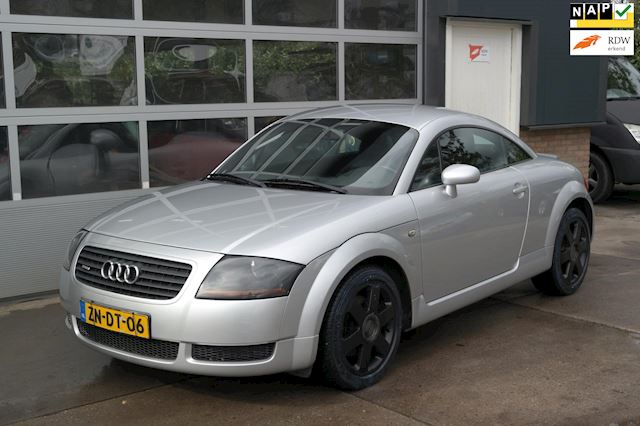 Audi TT occasion - Autobedrijf Boss