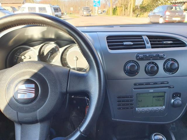 Seat Leon 1.8 TFSI Stylance