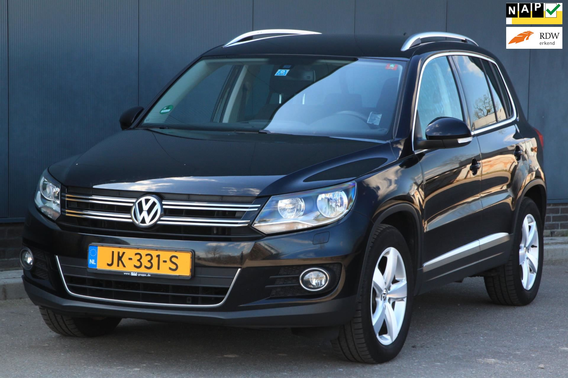Volkswagen Tiguan occasion - Auto Hoeve B.V.