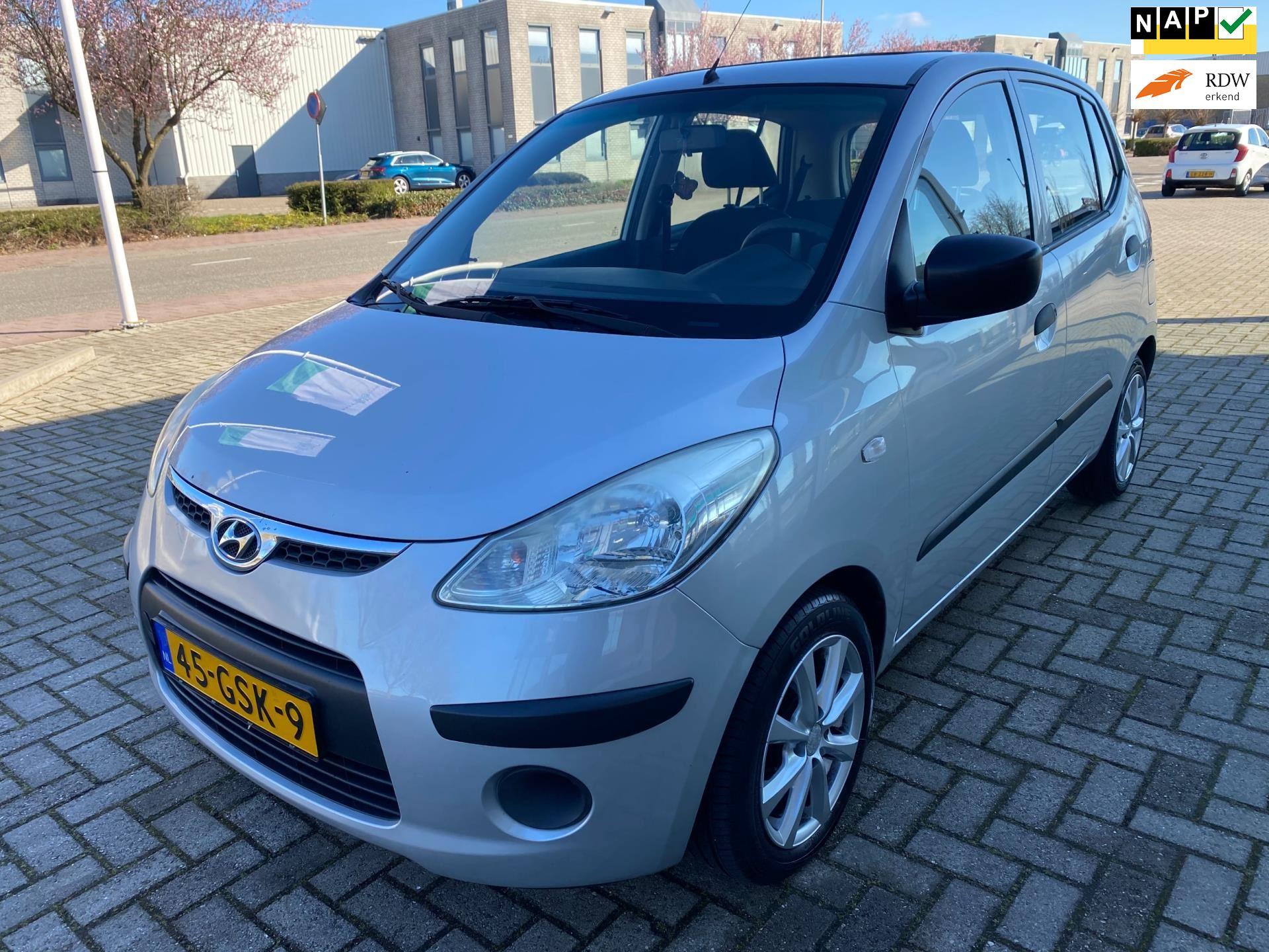 Hyundai I10 occasion - RP Automotive