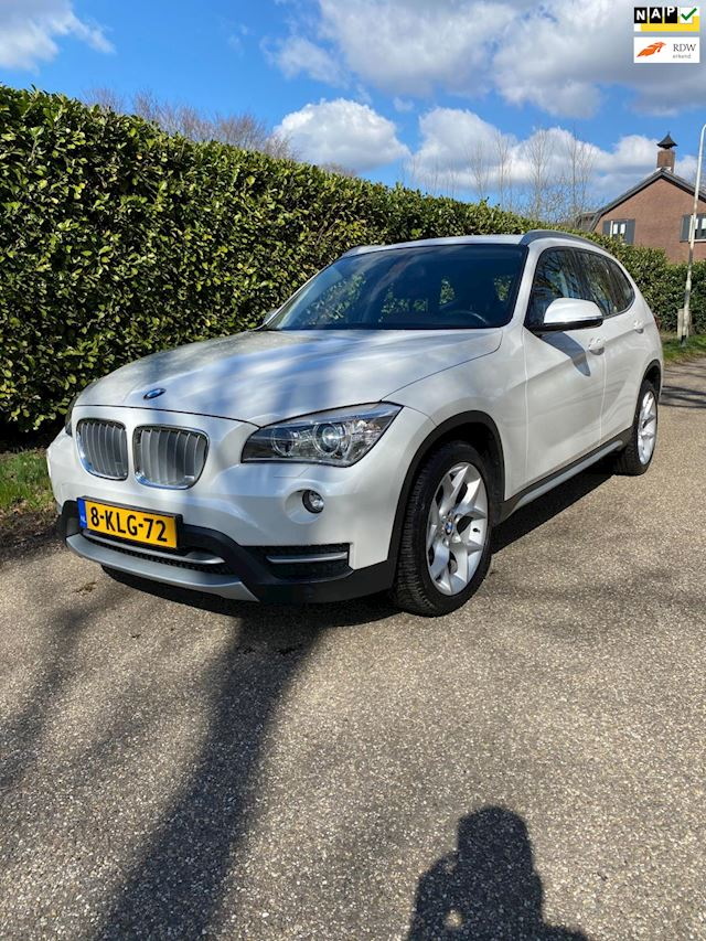 BMW X1 SDrive16d Chrome Line