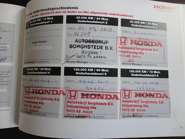 Honda CR-V 2.0i Elegance AWD ! 126.836 KM !  VERKOCHT
