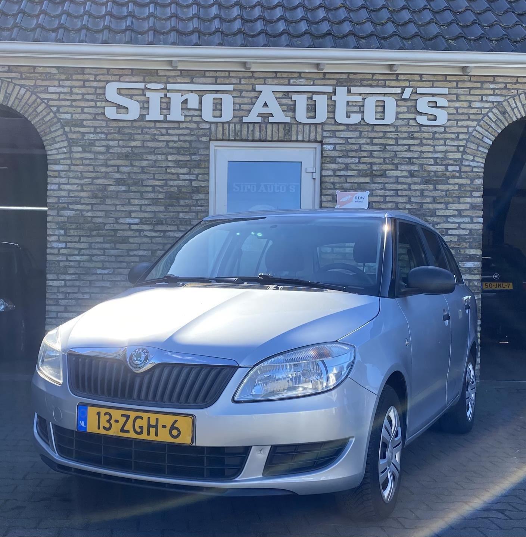 Skoda Fabia Combi occasion - Siro Auto's