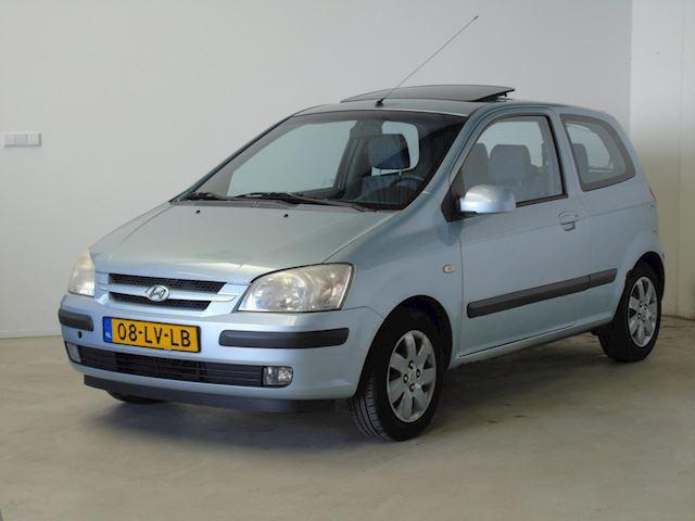 Hyundai Getz occasion - van Dijk auto's