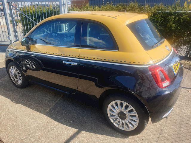Fiat 500 0.9 TwinAir Turbo Lounge Navi Nieuwstaat