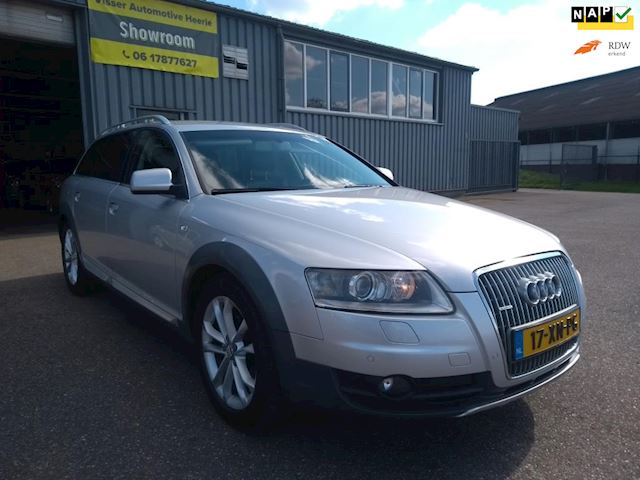 Audi A6 Allroad occasion - Visser Automotive Heerle