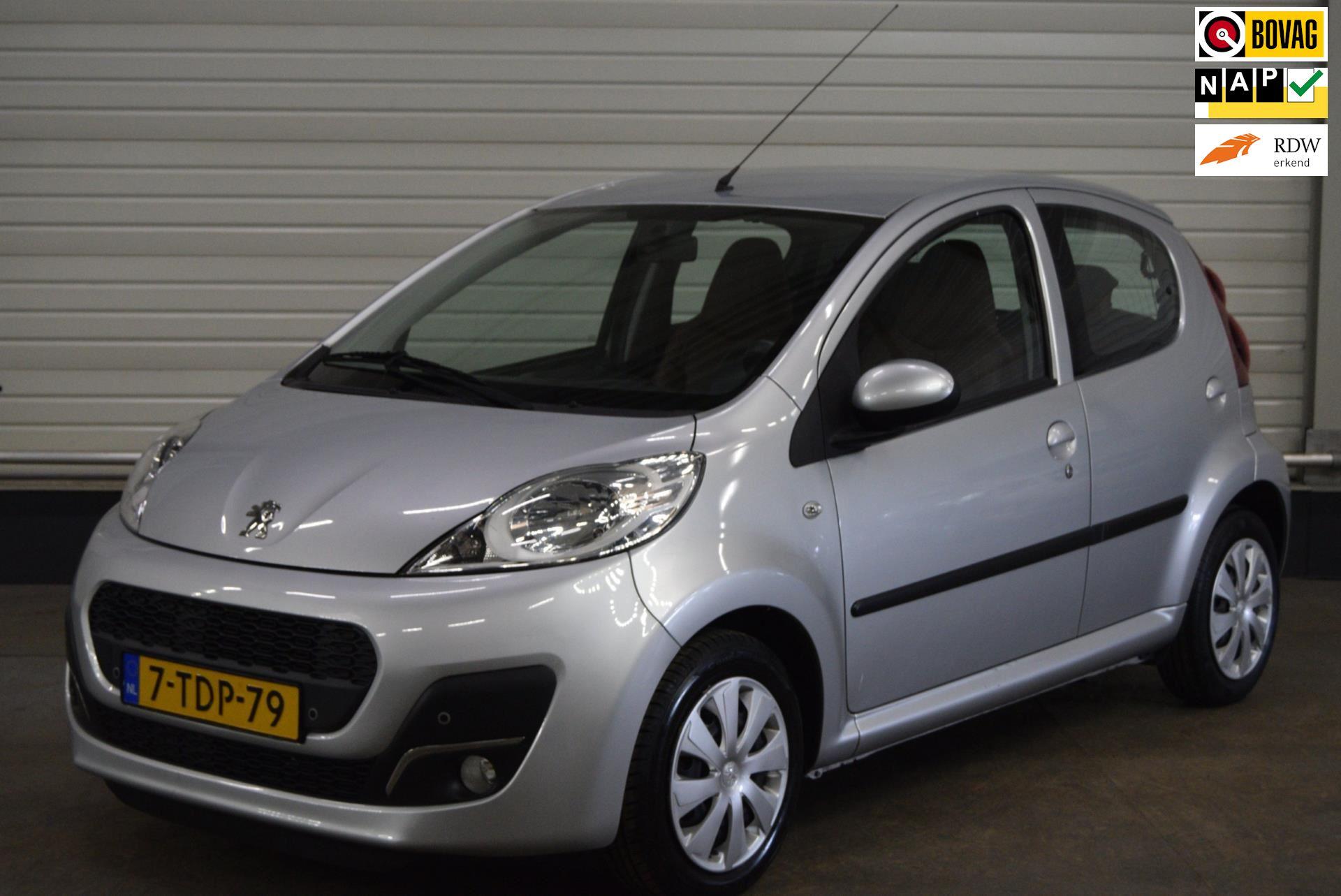 Peugeot 107 occasion - Autobedrijf van de Werken bv