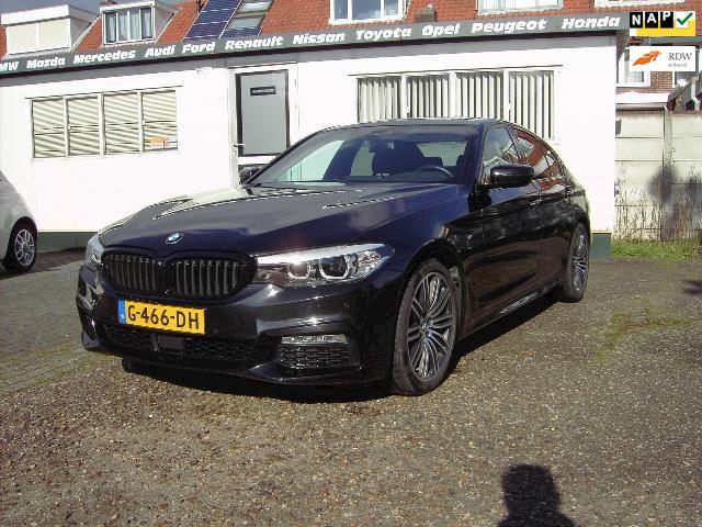 BMW 5-serie 540i xDrive High Executive