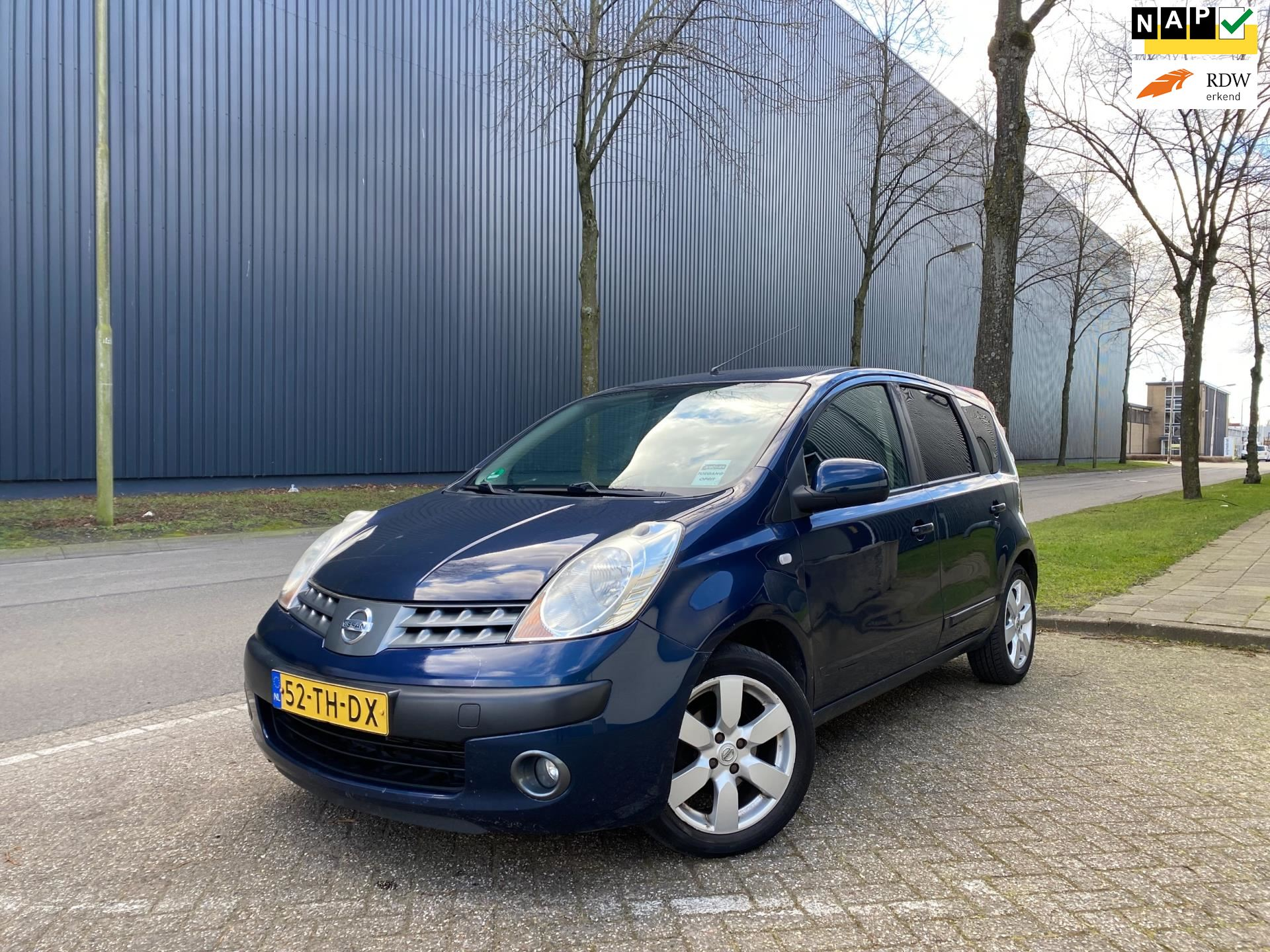 Nissan Note occasion - Autohandel Honing