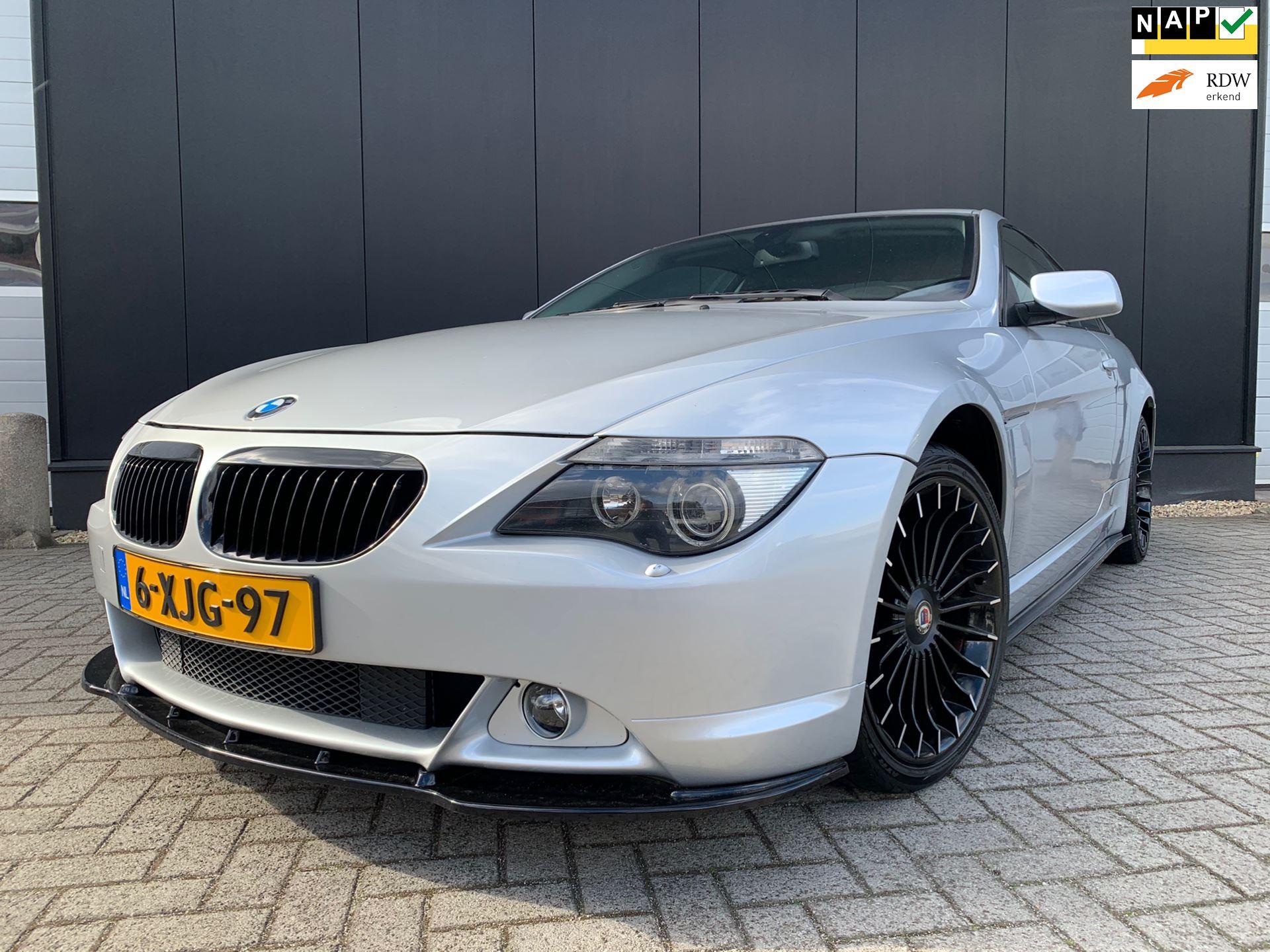 BMW 6-serie occasion - Dennis Jansen Auto's