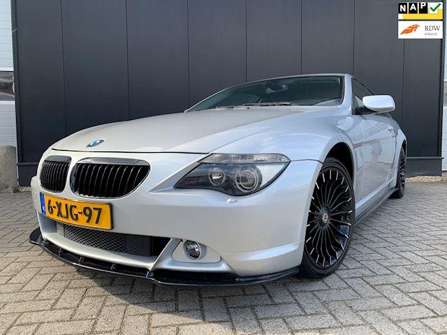 BMW 6-serie 630i '07 19''Alpina/Leder/6Versn/MaxtonDesign