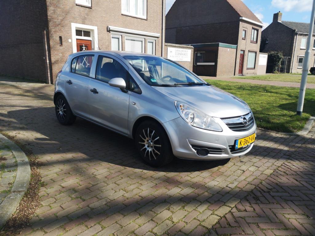Opel Corsa occasion - Yahya Auto Occasions