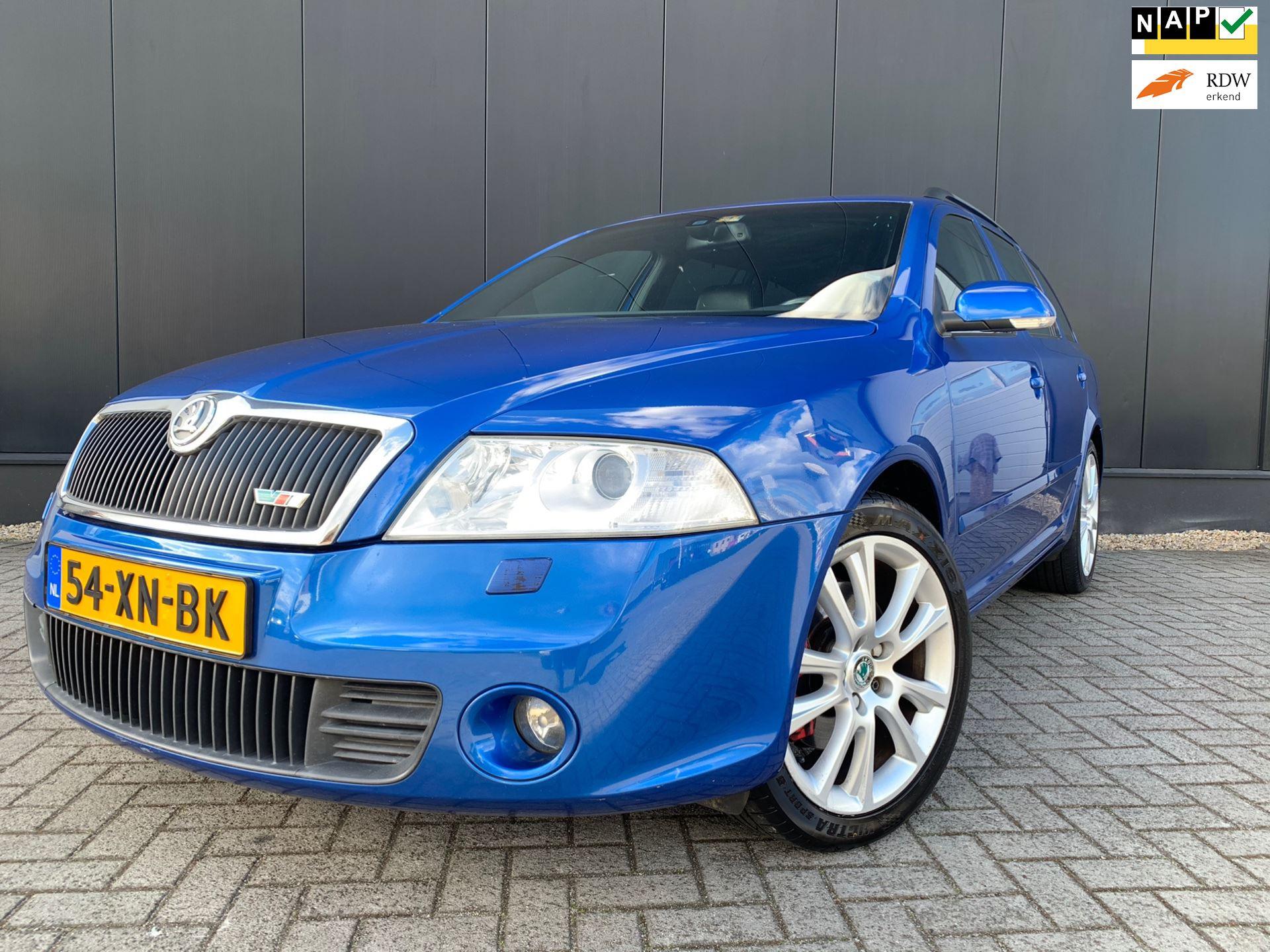 Skoda Octavia Combi occasion - Dennis Jansen Auto's